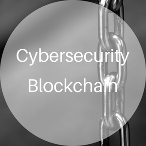 Cybersecurity, Blockchain