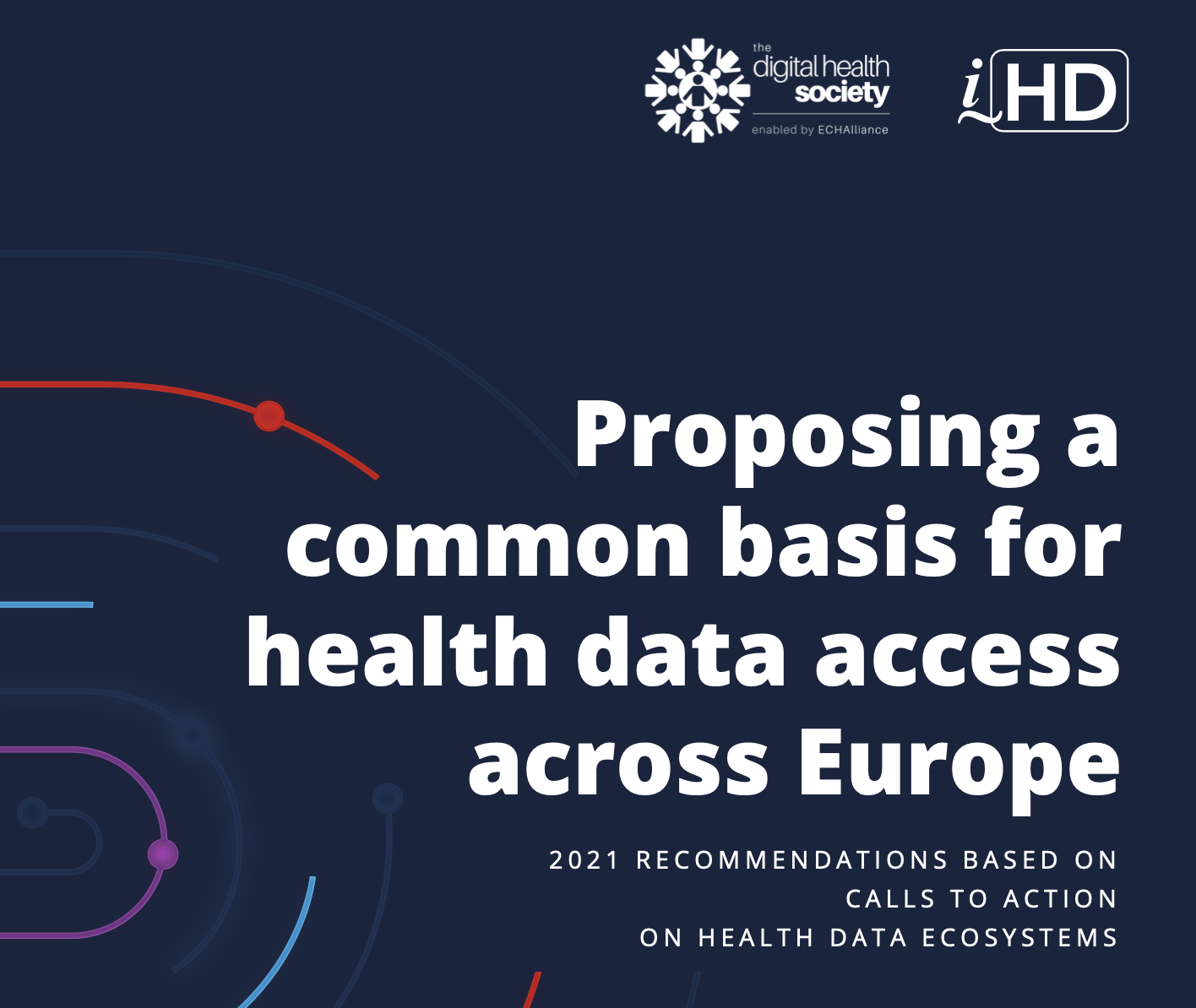 Proposing a common basis for health data access across Europe